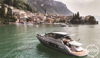 Motor boat Cranchi M44 HT (2019)