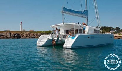 Catamaran Lagoon 450 Luxury (2019)