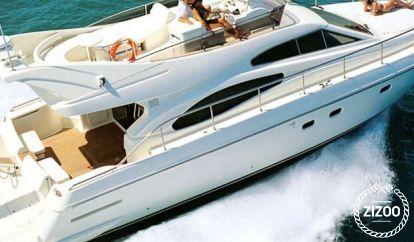 Motor boat Ferretti 46 Fly (2005)
