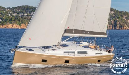 Segelboot Hanse 418 (2019)