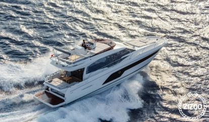 Motorboot Prestige 590 Fly (2019)