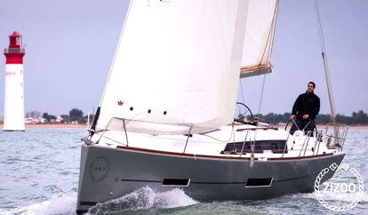 Sailboat Dufour 382 Grand Large (2016)
