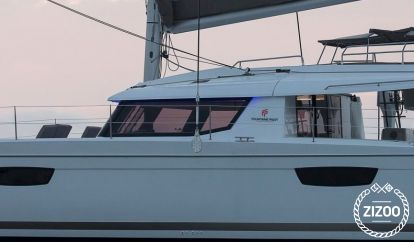 Catamaran Fountaine Pajot Saba 50 (2018)