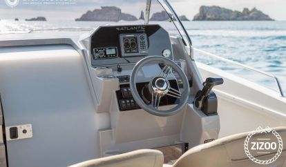 Speedboot Atlantic Marine 750 Open (2016)