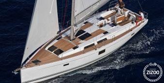 Sailboat Hanse 455 (2016)