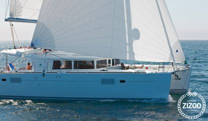 Catamaran Lagoon 450 Luxury (2012)