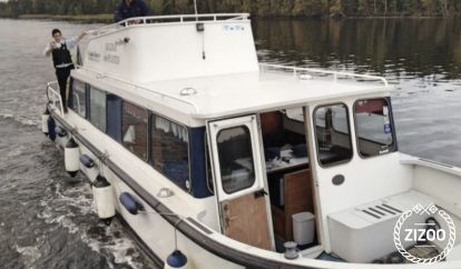 Motorboot Regina von Platen (1995)
