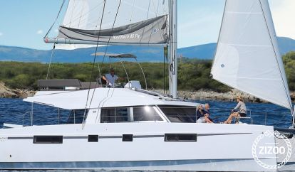 Catamaran Nautitech 46 Fly (2019)