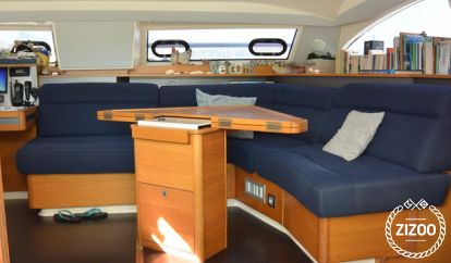 Catamarán Catana 50 (2007)
