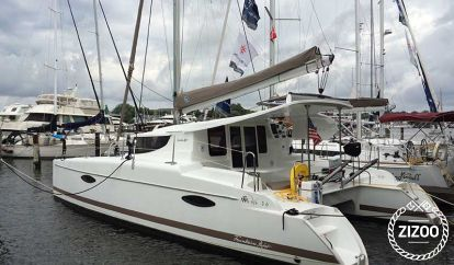 catamaran Fountaine Pajot Mahe 36 (2015)