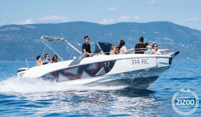Motor boat Beneteau Flyer 7.7 Spacedeck (2015)