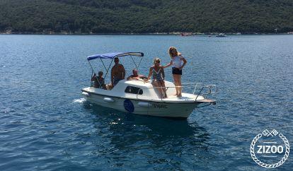 Motor boat Dalmatinka 590 (2018)
