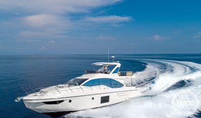 Motor boat Azimut 55 (2010)