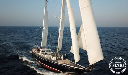 Sailboat VAN-DE-STADT OCEAN KETCH 74 (1993)