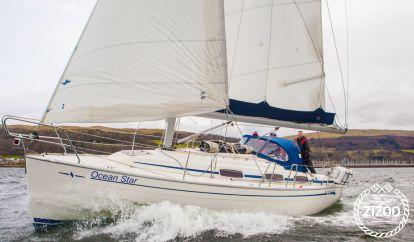 Sailboat Bavaria 30 (2018)