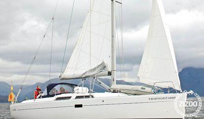 Sailboat Hanse 400 (2018)