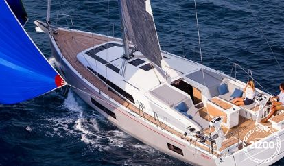 Sailboat Beneteau Oceanis 46.1 (2019)