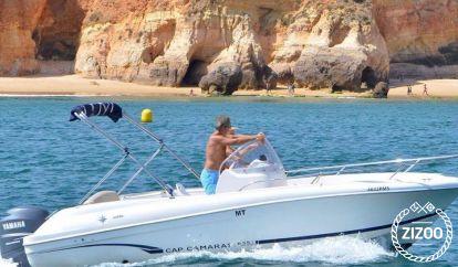 Speedboat Jeanneau Cap Camarat 635 (2005)