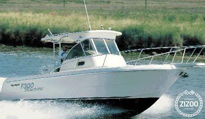 Motorboot Blutime F300 (2000)