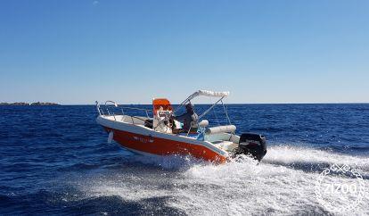 Speedboat Fisher 17 (2016)