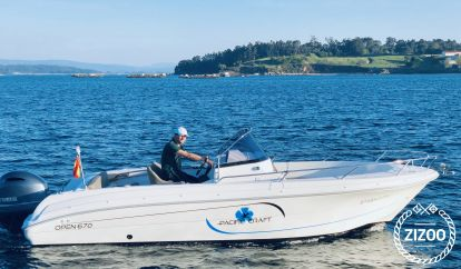 Speedboat Pacific 670 Open (2019)