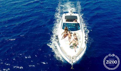 Motor boat Cranchi 43 (2008)