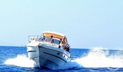 Motor boat Cranchi 34 (2005)