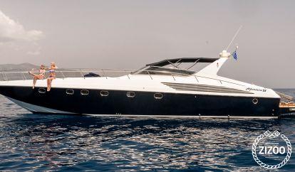 Motor boat Alfamarine 58 (2006)