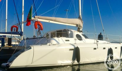 Catamarán Fountaine Pajot Casamance 42 (1992)