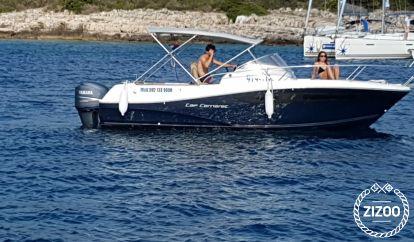 Lancha motora Jeanneau Cap Camarat 7.5 WA (2012)