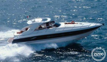Motorboot Blu Martin 46 ST (2008)