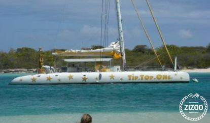 Catamarán Custom Built (2004)