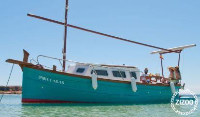 Imbarcazione a motore Llaut Capeador 36 (2015)