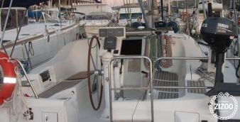 Sailboat Beneteau Oceanis 393 (2004)