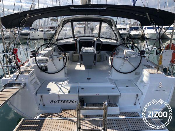 Segelboot Beneteau Oceanis 48 (2015)-1