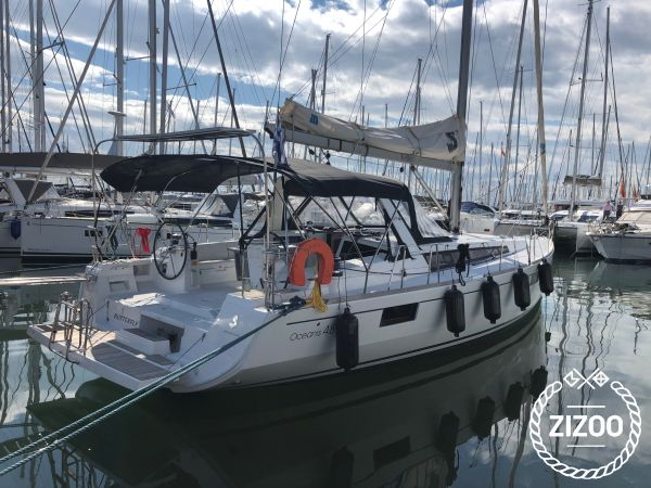 Segelboot Beneteau Oceanis 48 (2015)-0