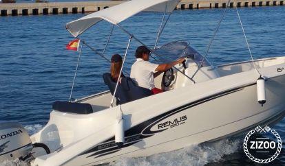 Motorboot Remus Remus 620 (2019)