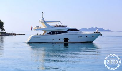 Motorboot Ferretti 780 (2008)