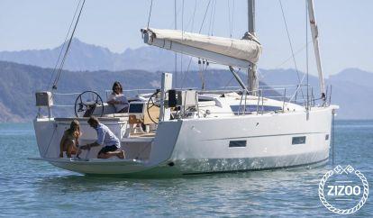 Sailboat Dufour 430 Grand Large (2019)