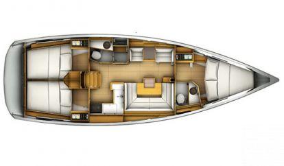 Zeilboot Jeanneau Sun Odyssey 409 (2012)