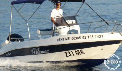 Motor boat Blumax 550 Open (2010)