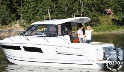 Motor boat Jeanneau Merry Fisher 855 (2013)