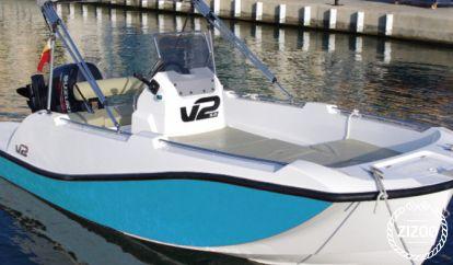 Speedboat V2 Boat (2017)