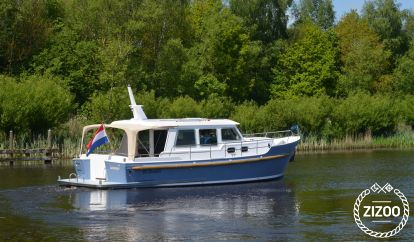 Hausboot Bravoure 34 Twin (2015)