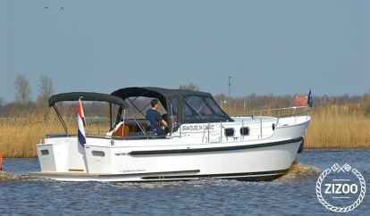 Motorboot Bravoure 34 Cabrio (2010)