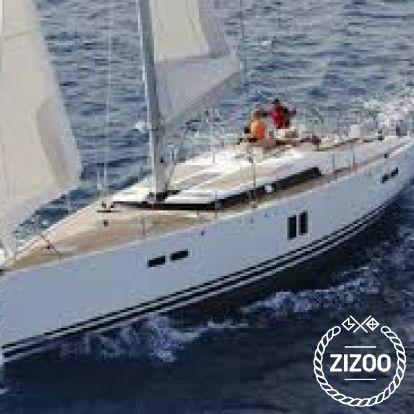 Sailboat Hanse 495 (2013)
