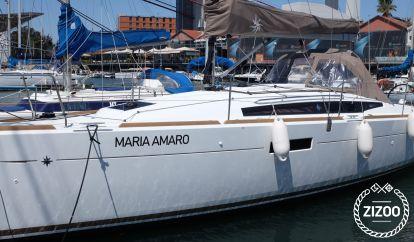 Zeilboot Jeanneau 349 (2018)