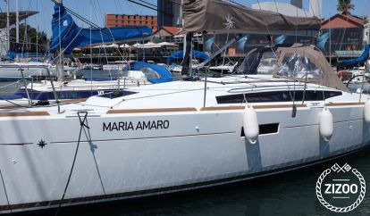 Sailboat Jeanneau 349 (2018)