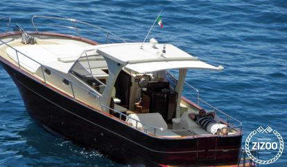 Motor boat Nautica Pinto Pinto1000 (2014)