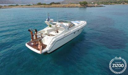 Motor boat Cranchi 34 (2008)